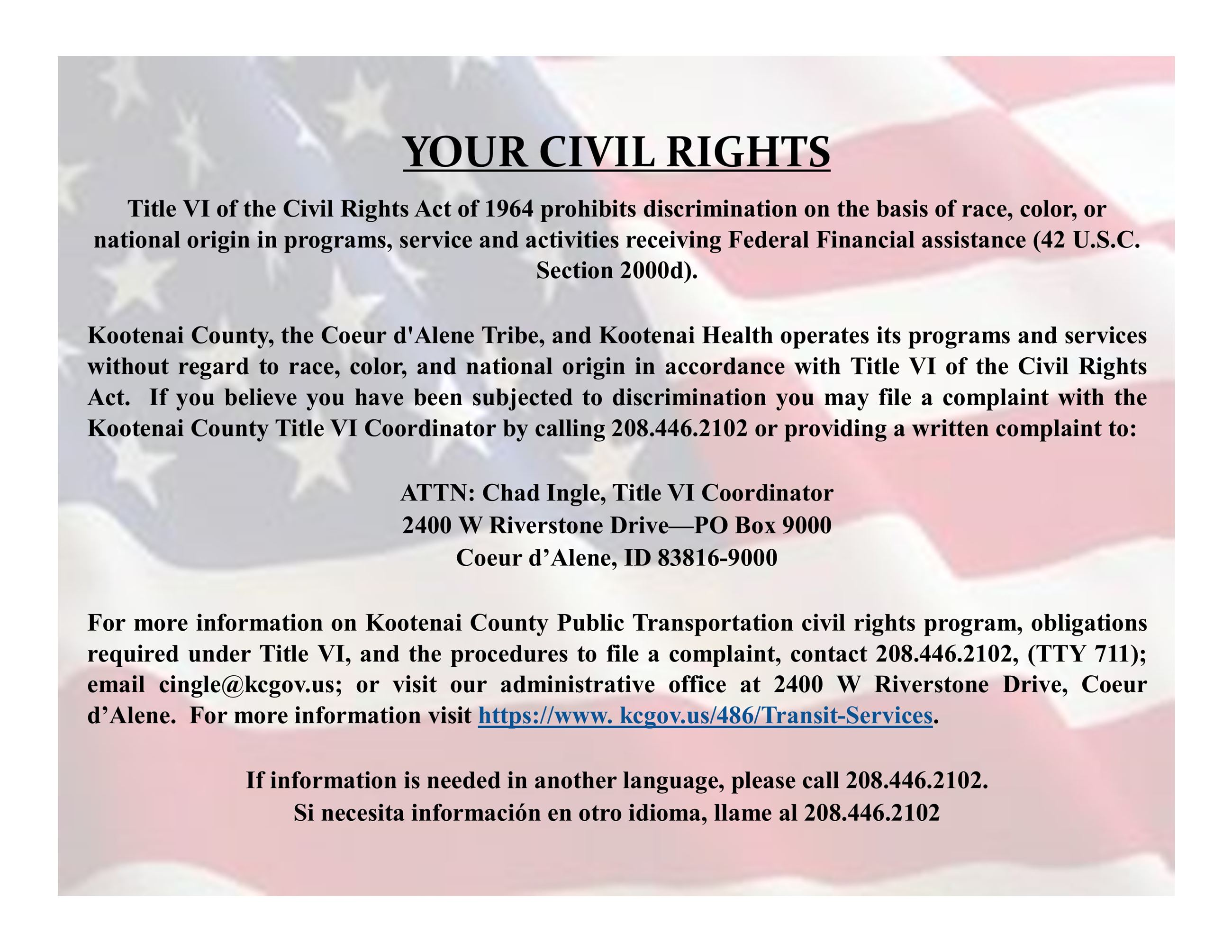Your Civil Rights