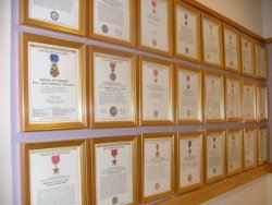 Veterans Hall of Heroes