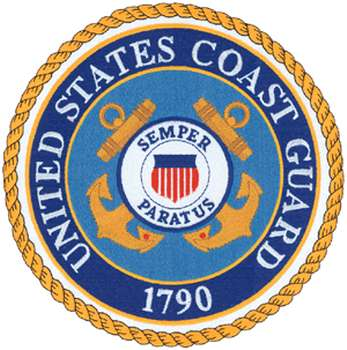 Coast Guard website