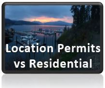Location vs Residential