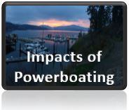 Impacts of Powerboating