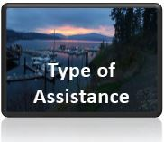 Type of Assistance
